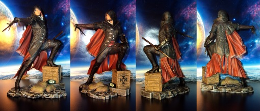 Ubicollectibles Assassin's Creed Syndicate Evie Frye PVC Statue 01