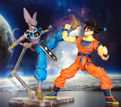 Bandai S.H. Figaurts Dragon Ball Super Beerus 04
