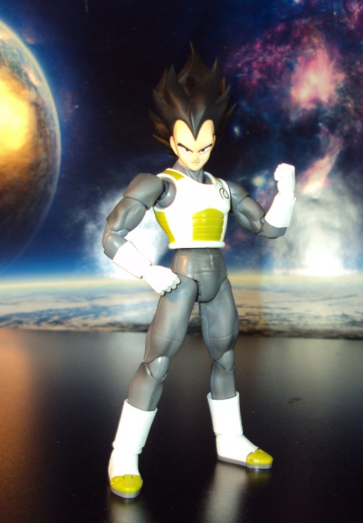 Bandai S.H. Figuarts Dragon Ball Super Saiyan Blue Vegeta 02