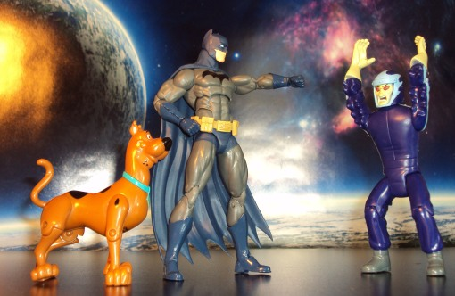 Character Options Scooby Doo DC Icons Batman