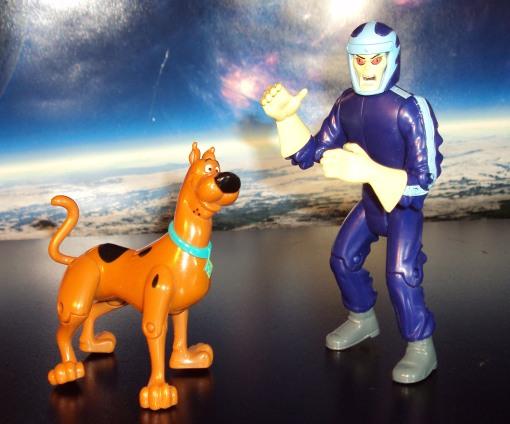 Character Options Scooby Doo Phantom Racer