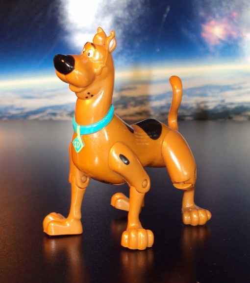 Character Options Scooby Doo