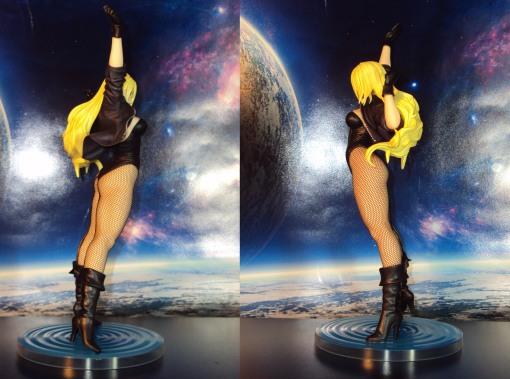 Kotobukiya DC Comics Bishoujo Black Canary 03