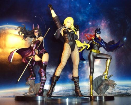Kotobukiya DC Comics Bishoujo Black Canary 04