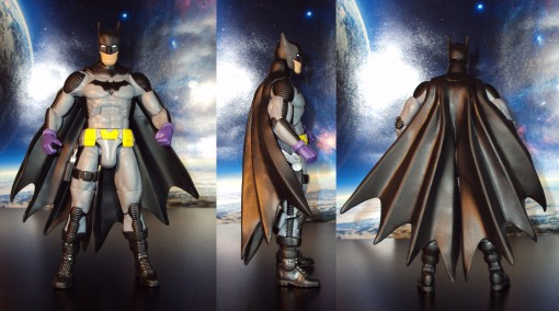 Mattel DC Multiverse Batman Zero Year 01