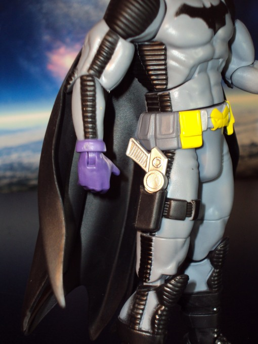 Mattel DC Multiverse Batman Zero Year 02