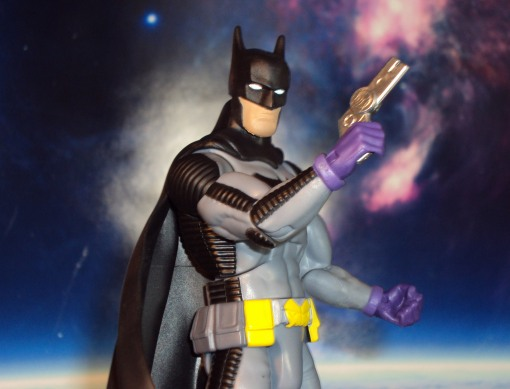 Mattel DC Multiverse Batman Zero Year 03