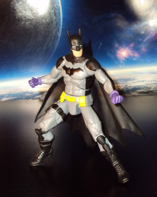 Mattel DC Multiverse Batman Zero Year 04